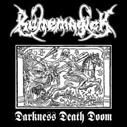 Runemagick - Darkness Death Doom - DOUBLE LP