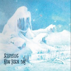 Ruphus - New Born Day - LP COLOURED