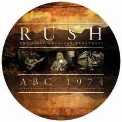 Rush - ABC 1974 - LP PICTURE