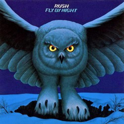 Rush - Fly By Night - CD