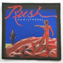 Rush - Hemispheres - Patch