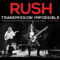 Rush - Transmission Impossible - 3CD BOX