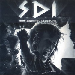 S.D.I. - Satans Defloration Incorporated - LP COLOURED