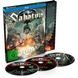 Sabaton - Heroes On Tour - 2 Blu-ray + CD digi