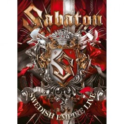 Sabaton - Swedish Empire Live (Poland) - DVD