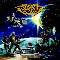 Sacral Rage - Beyond Celestial Echoes - LP