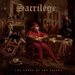 Sacrilege - The Court Of The Insane - CD