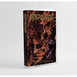 Sacrilege - The Fifth Season - CASSETTE