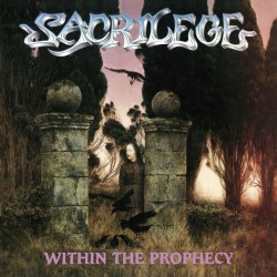 Sacrilege - Within The Prophecy - LP