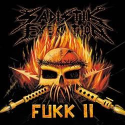 Sadistik Exekution - Fukk II - LP