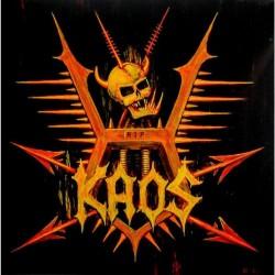 Sadistik Exekution - K.A.O.S. - LP Gatefold