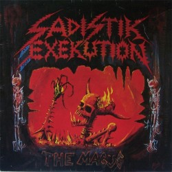 Sadistik Exekution - The Magus - LP Gatefold