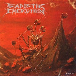 Sadistik Exekution - We Are Death Fuck You - CD