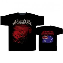 Sadistik Exekution - We Are Death Fuck You - T-shirt (Homme)