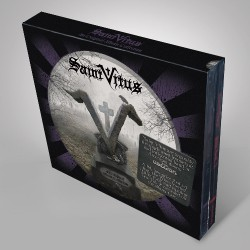 Saint Vitus - An Original Album Collection - 2CD SLIPCASE
