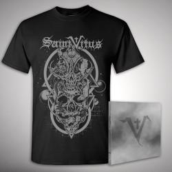 Saint Vitus - Bundle 3 - CD DIGISLEEVE + T-shirt bundle (Homme)