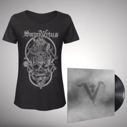 Saint Vitus - Bundle 6 - LP gatefold + T-shirt bundle (Femme)