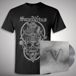 Saint Vitus - Bundle 7 - LP gatefold coloured + T-shirt bundle (Homme)