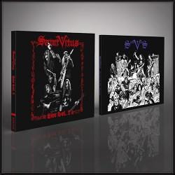 Saint Vitus - Live Vol. 2 + Marbles In The Moshpit - CD DIGIPAK + CD DIGISLEEVE + Digital