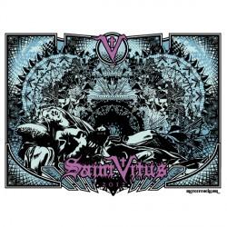 Saint Vitus - Saint Vitus 2012 - Screen print