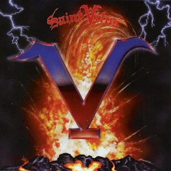 Saint Vitus - V - LP COLOURED