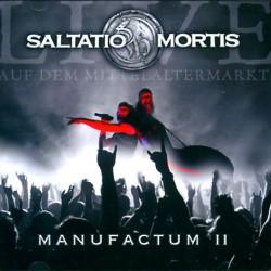 Saltatio Mortis - Manufactum II - CD