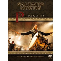 Saltatio Mortis - Provocatio – Live auf dem Mittelaltermarkt - DVD + BLU-RAY