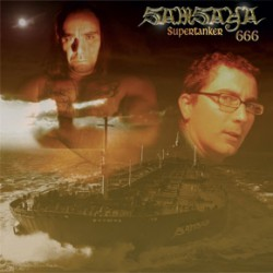 Samsaya - Supertanker 666 - CD
