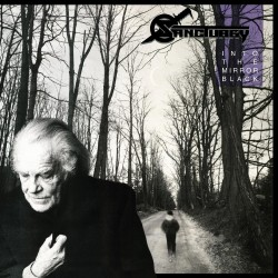 Sanctuary - Into The Mirror Black - LP