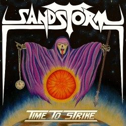 Sandstorm - Time To Strike - CD