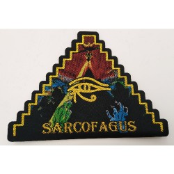 Sarcofagus - Envoy Of Death - Patch