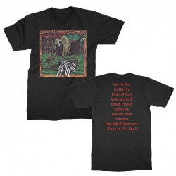 Satan - Court In The Act Album - T-shirt (Homme)