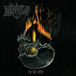 Satan Worship - I'm The Devil - LP
