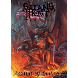 Satan's Host - Assault Of Evil...666 - DVD