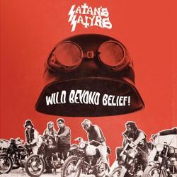Satan's Satyrs - Wild Beyond Belief ! - LP