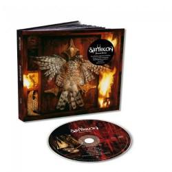 Satyricon - Nemesis Divina [2016 reissue] - CD DIGIBOOK