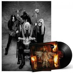 Satyricon - Nemesis Divina [2016 reissue] - LP Gatefold