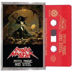 Savage Master - Myth, Magic And Steel - CASSETTE