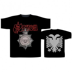 Saxon - Strong Arm Of The Law - T-shirt (Homme)