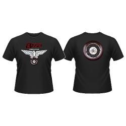 Saxon - Wheels Of Steel - T-shirt (Men)