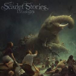 Scarlet Stories - Necrologies - DOUBLE LP Gatefold
