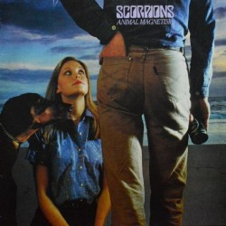 Scorpions - Animal Magnetism - LP + CD