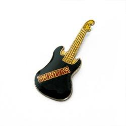 Scorpions - Black - METAL PIN