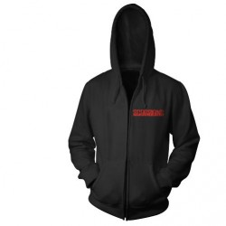 Scorpions - Black Out - Hooded Sweat Shirt Zip (Men)