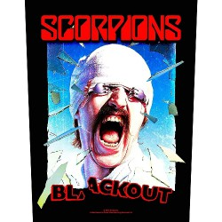 Scorpions - Blackout - BACKPATCH