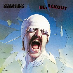 Scorpions - Blackout - LP + CD