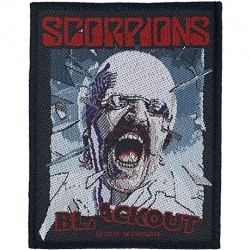 Scorpions - Blackout - Patch