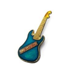 Scorpions - Blue - METAL PIN