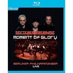 Scorpions - Moment Of Glory - BLU-RAY