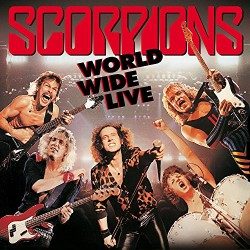 Scorpions - World Wide Live - Double LP Gatefold + CD